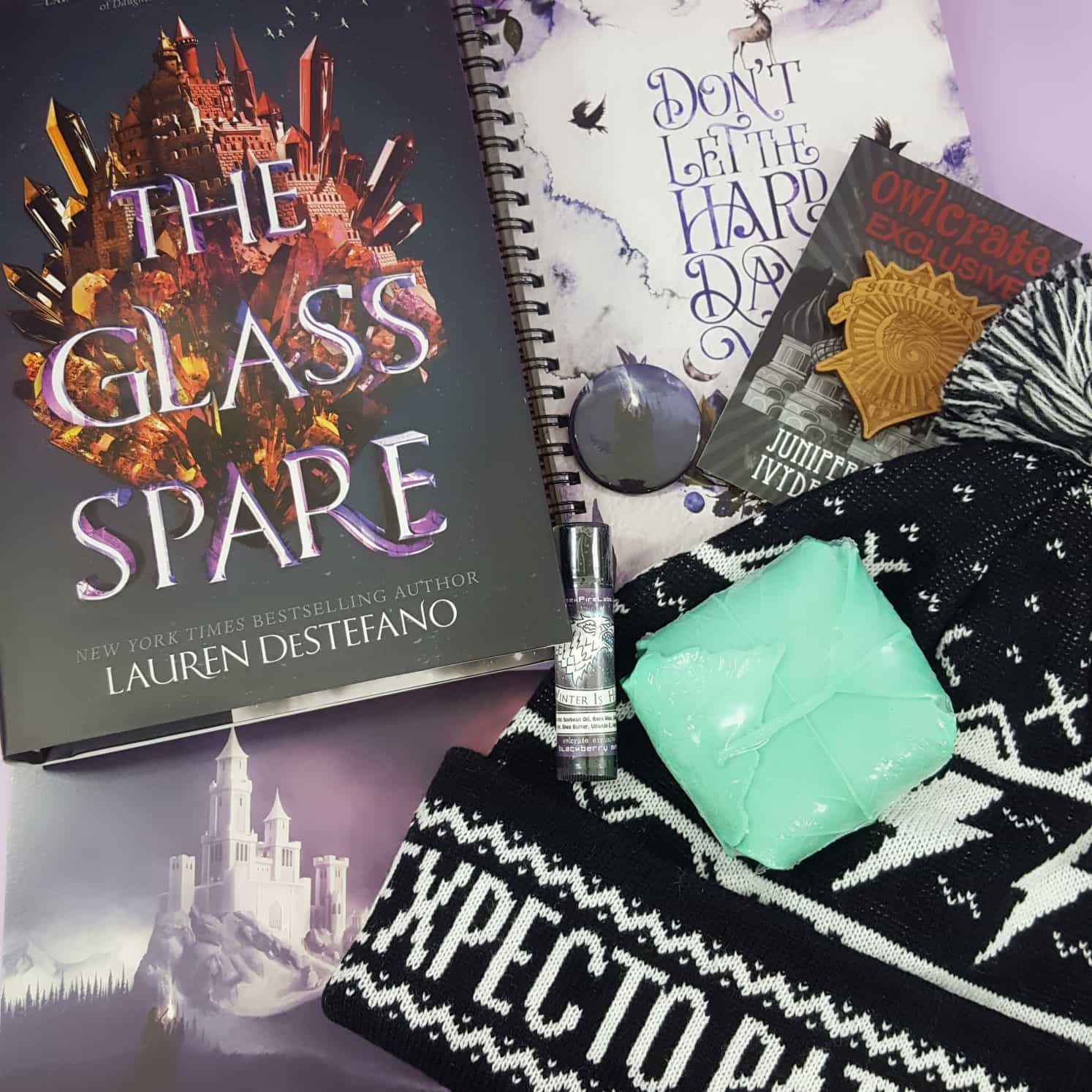 OwlCrate November 2017 Subscription Box Review + Coupon