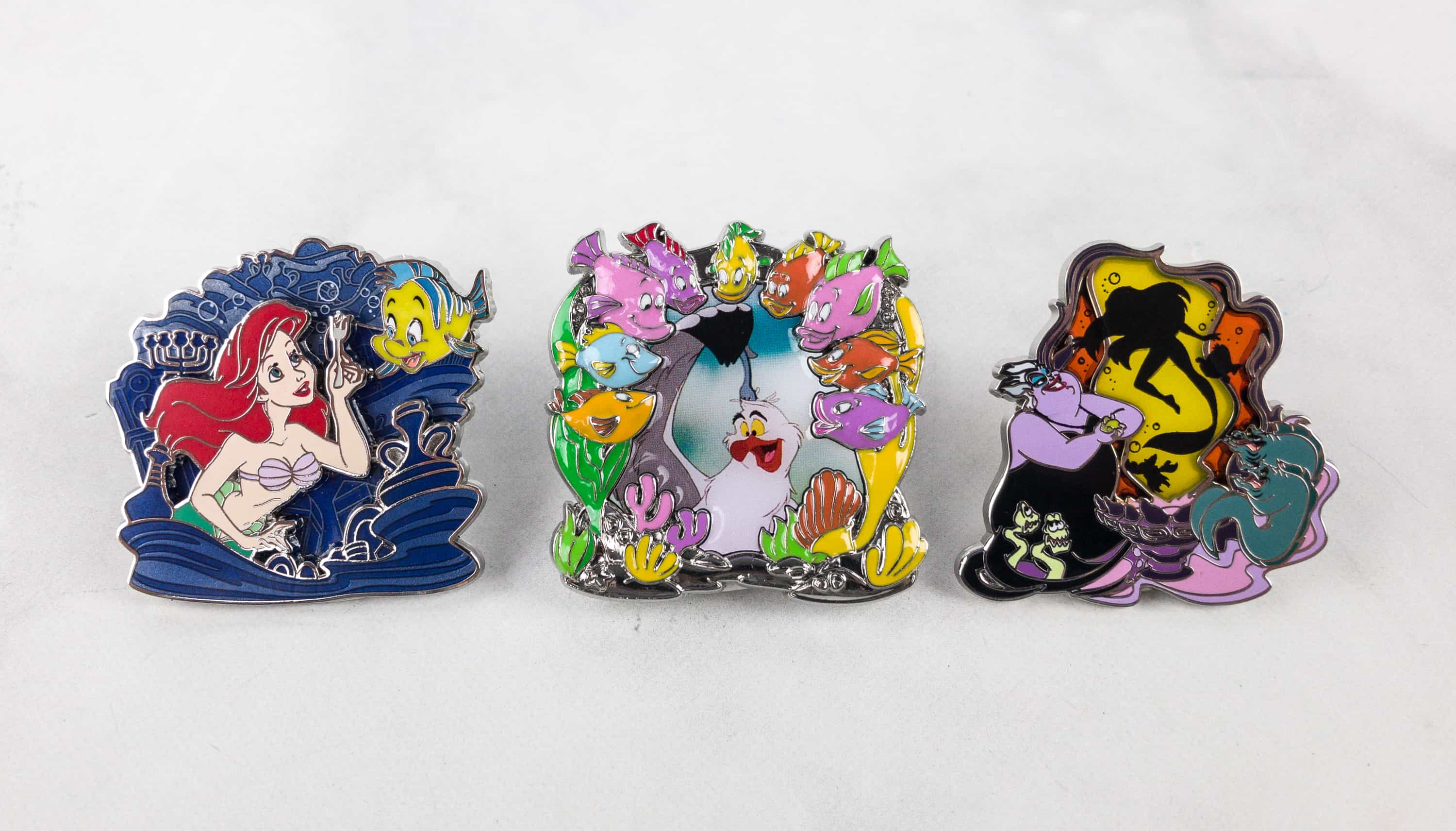 Disney Park Pack Pin Edition 3.0 November 2017 Subscription Box Review