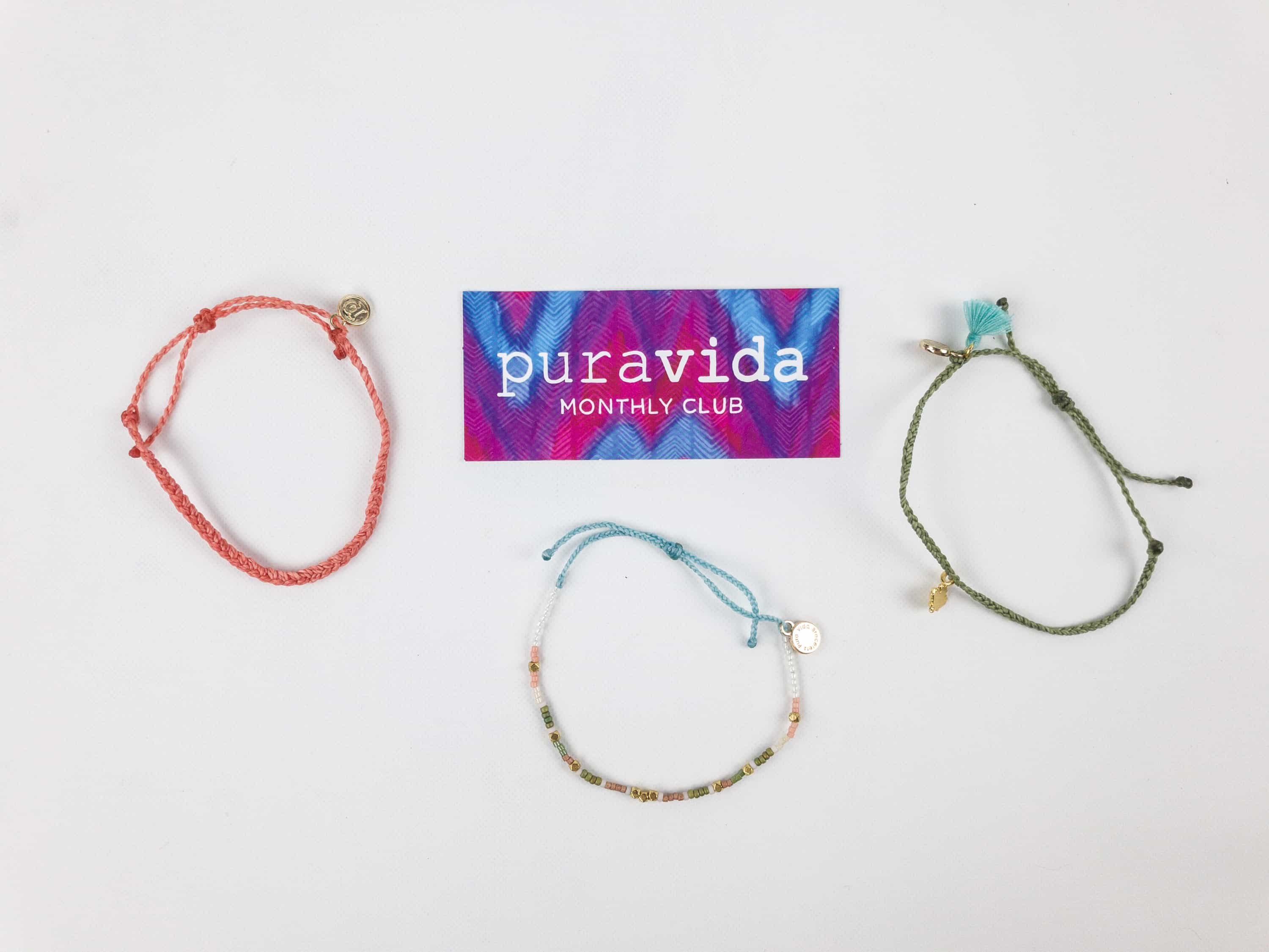Pura Vida Monthly Club Coupon: First Month $5!