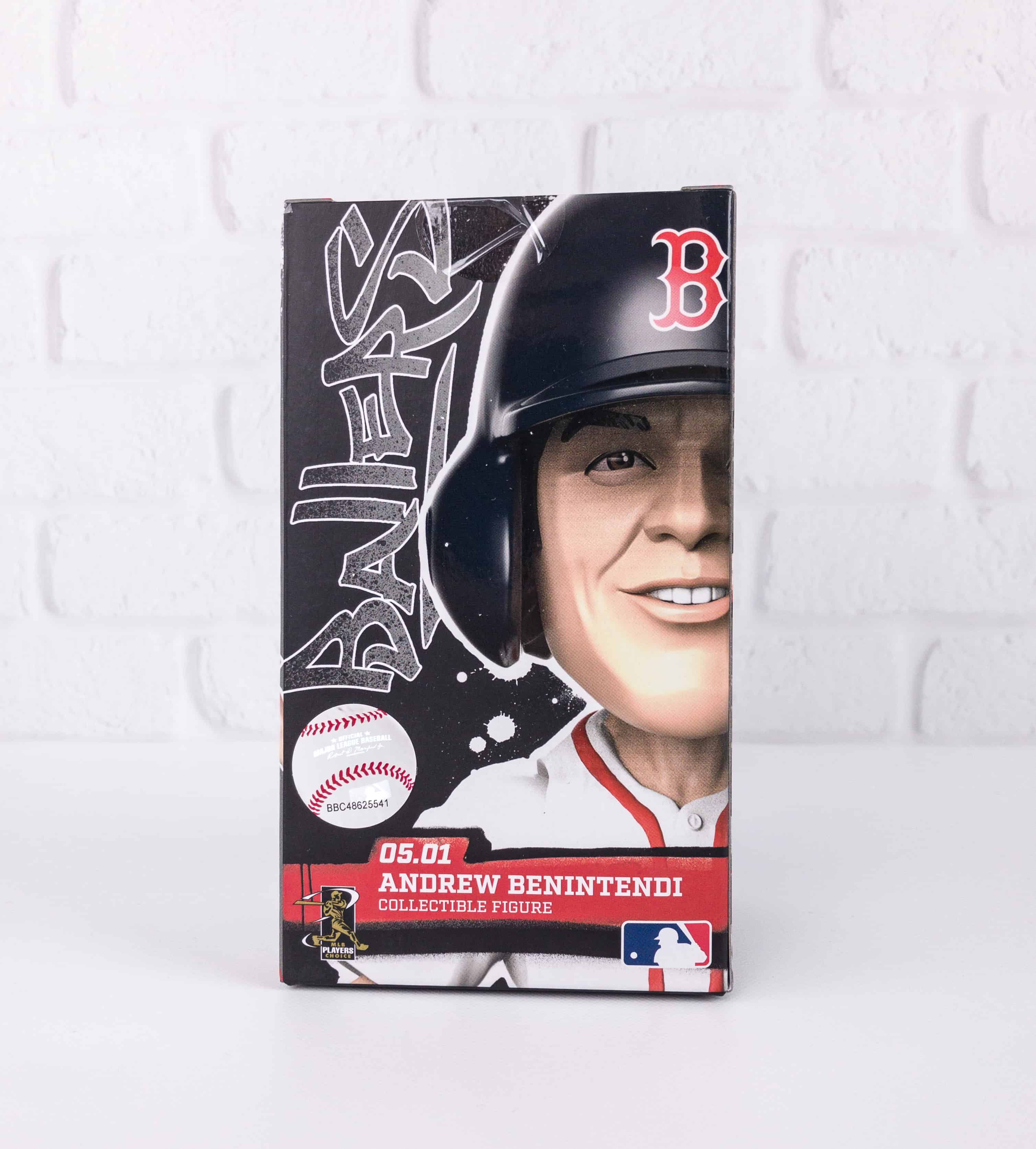 Sports Crate MLB Edition September 2017 + Season Pass Mini Action Figure Review + Coupon