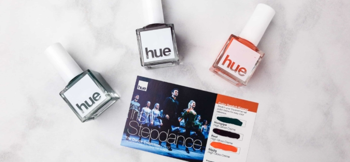 SquareHue November 2017 Subscription Box Review