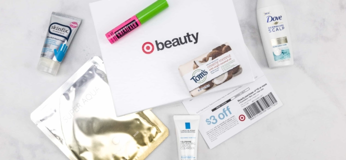 Target Beauty Box November 2017 Review