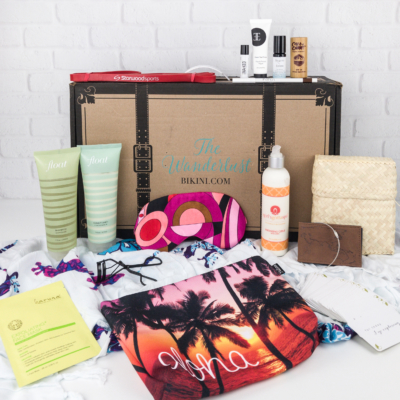 The Wanderlust by Bikini Winter 2017 Subscription Box Review & Coupon – Maui!