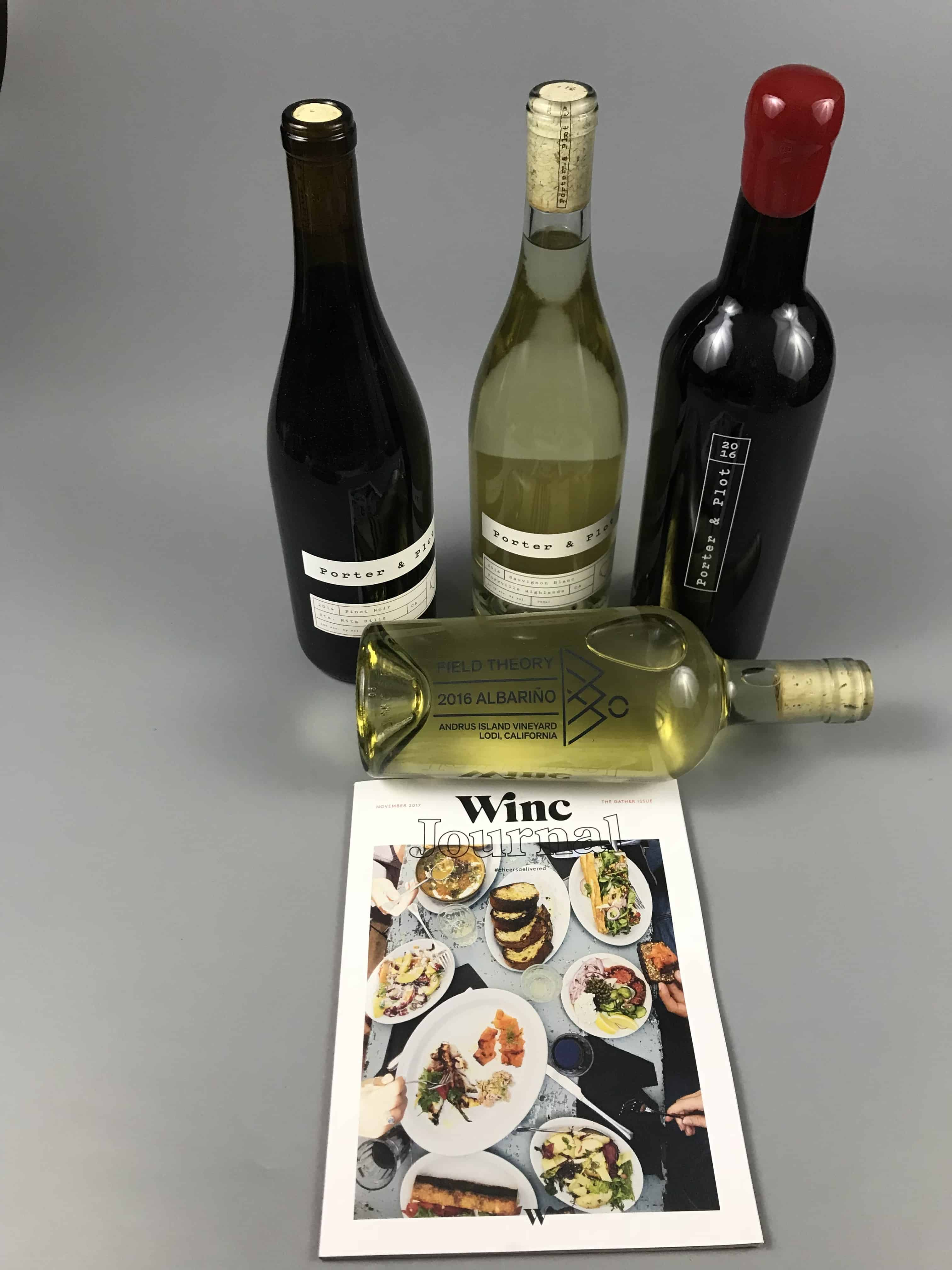 Winc November 2017 Subscription Box Review & $22 Off Coupon