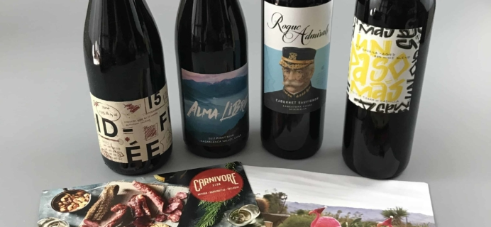 Winc December 2017 Subscription Box Review & $22 Off Coupon