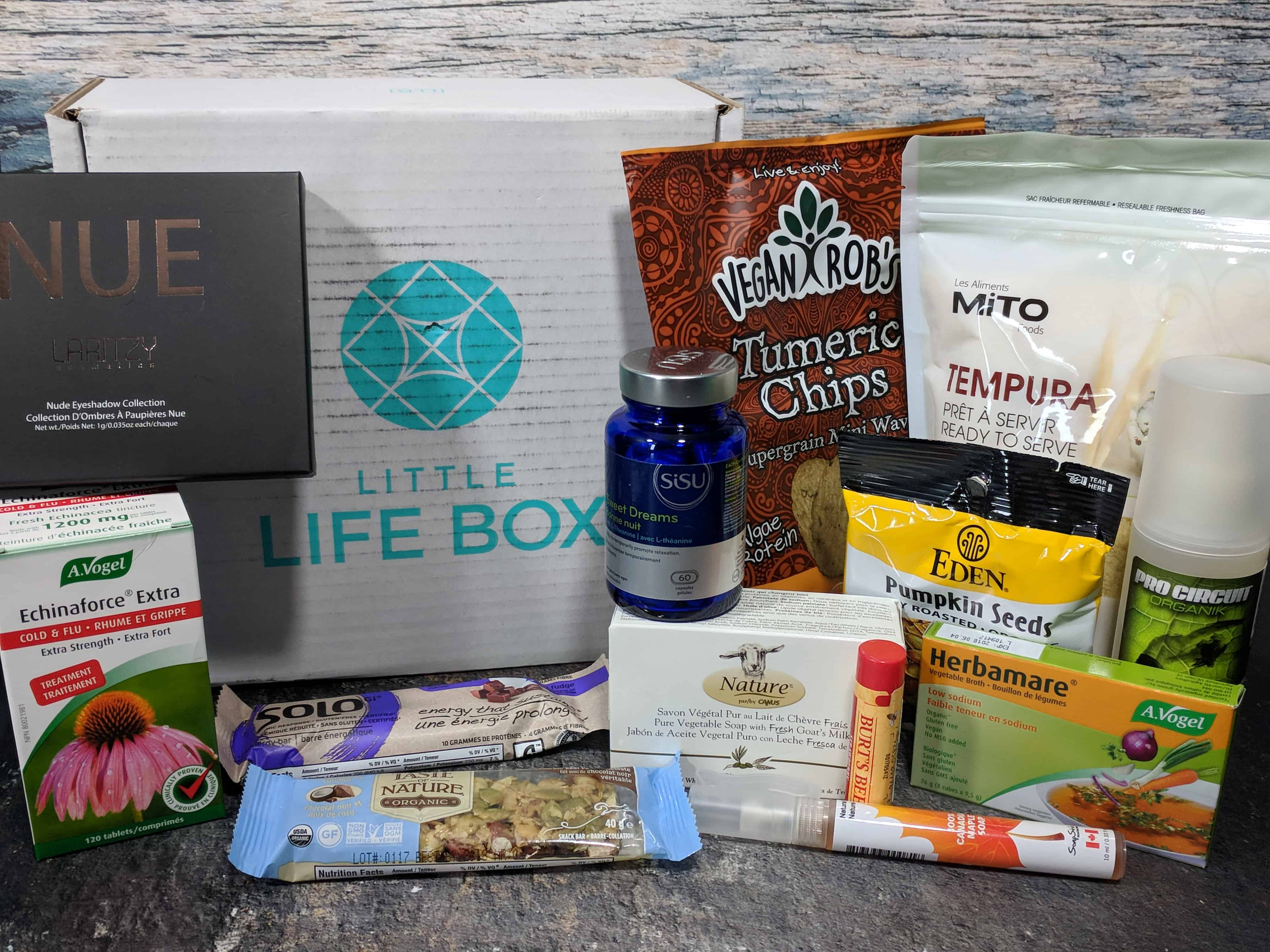 Little Life Box Subscription Box Review + Coupon – December 2017