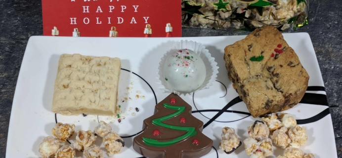 Bakers Krate December 2017 Subscription Box Review + Coupon!