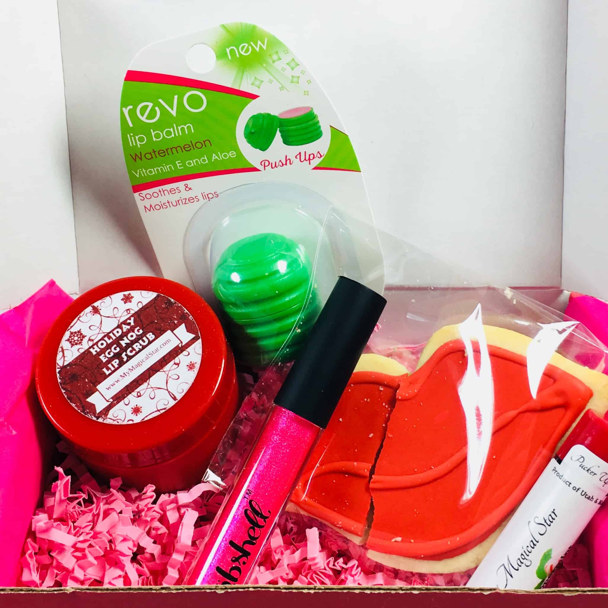 LippieBox Subscription Box Review – December 2017
