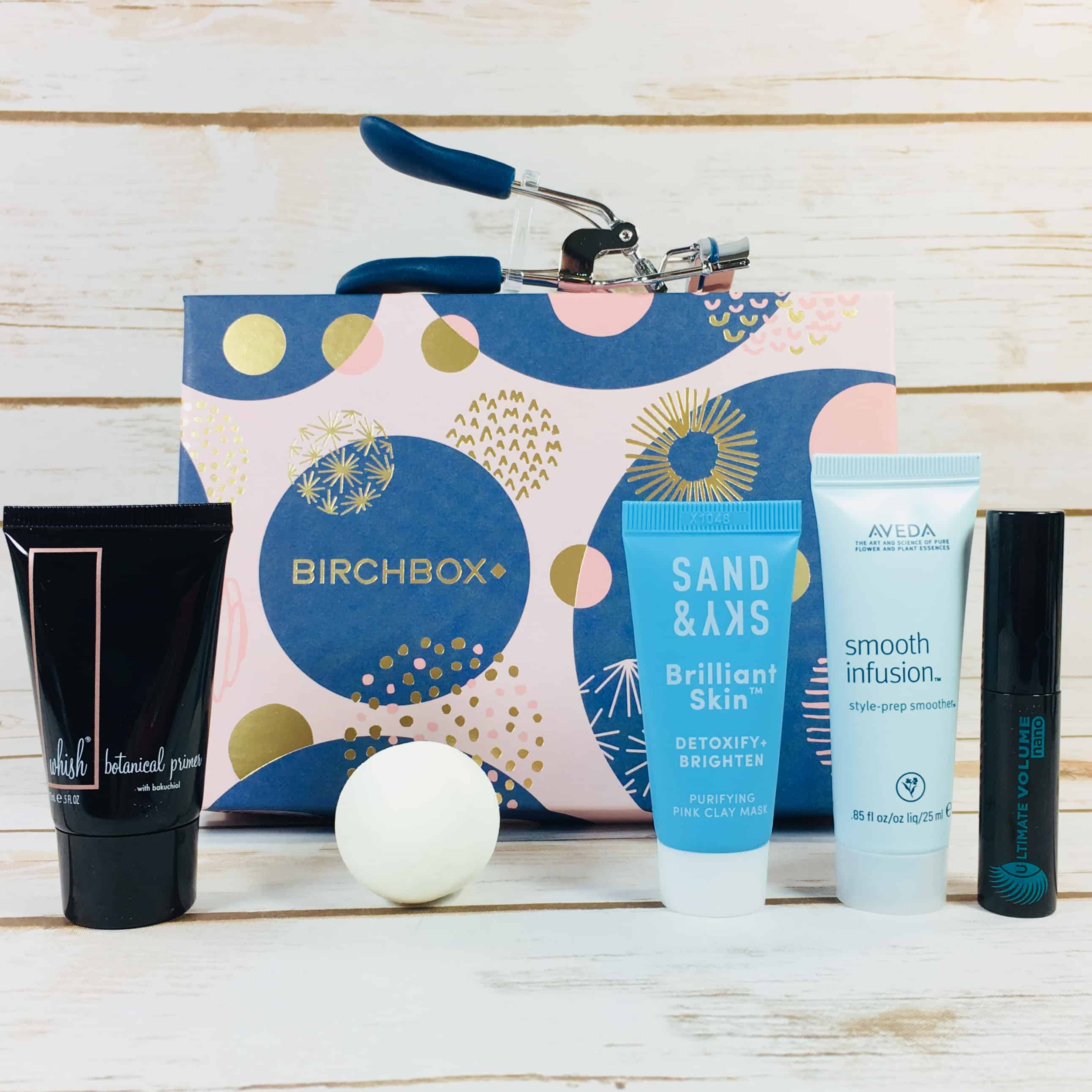 Birchbox Subscription Box Review + Coupon – December 2017