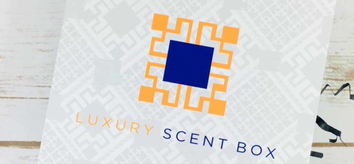 Luxury Scent Box Subscription Box Review – December 2017