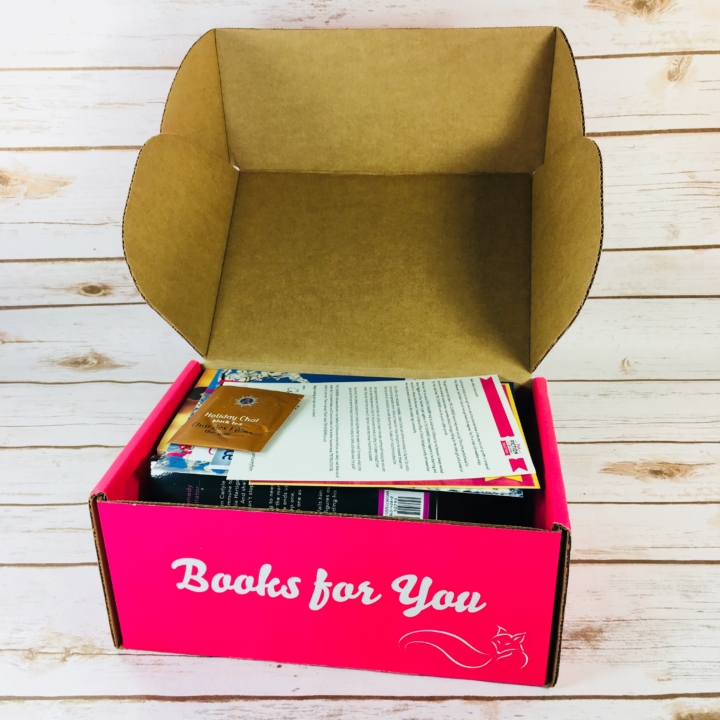 Fresh fiction box december 2017 subscription box review coupon deal save 3 on your first fresh fiction not to miss box with coupon code hello fandeluxe Choice Image