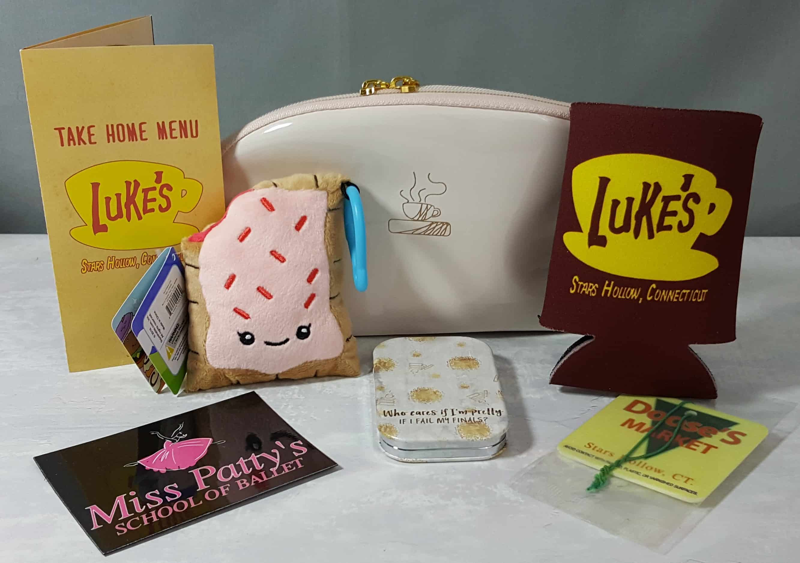 Stars Hollow Monthly Subscription Box Review – October 2017