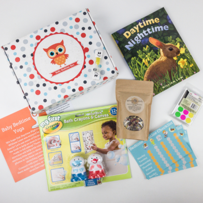 Baby Bedtime Box December 2017 Review + Coupon!
