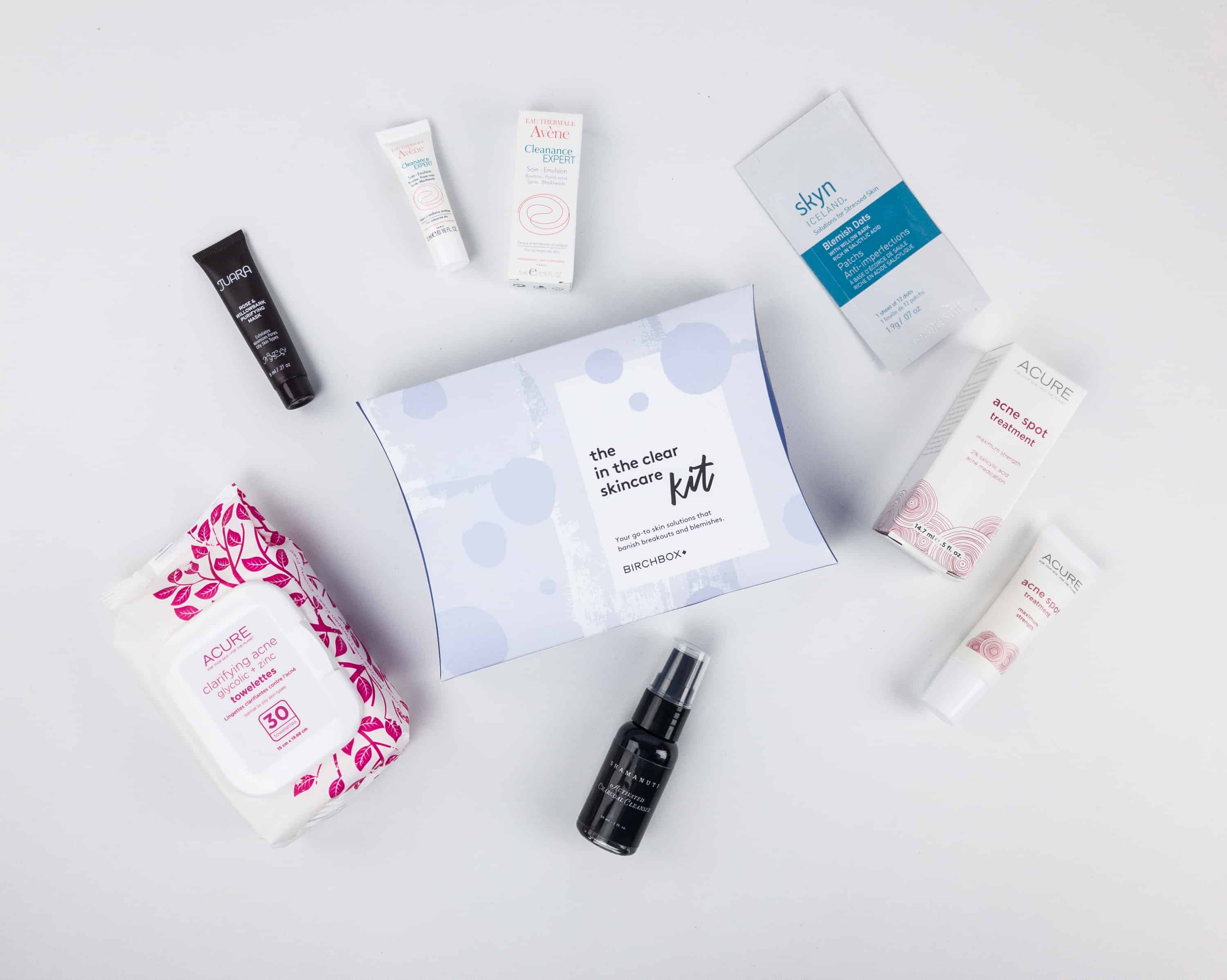 Birchbox In The Clear Skincare Kit Review