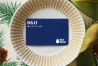 Blue Apron Holiday Gift Cards Available Now!