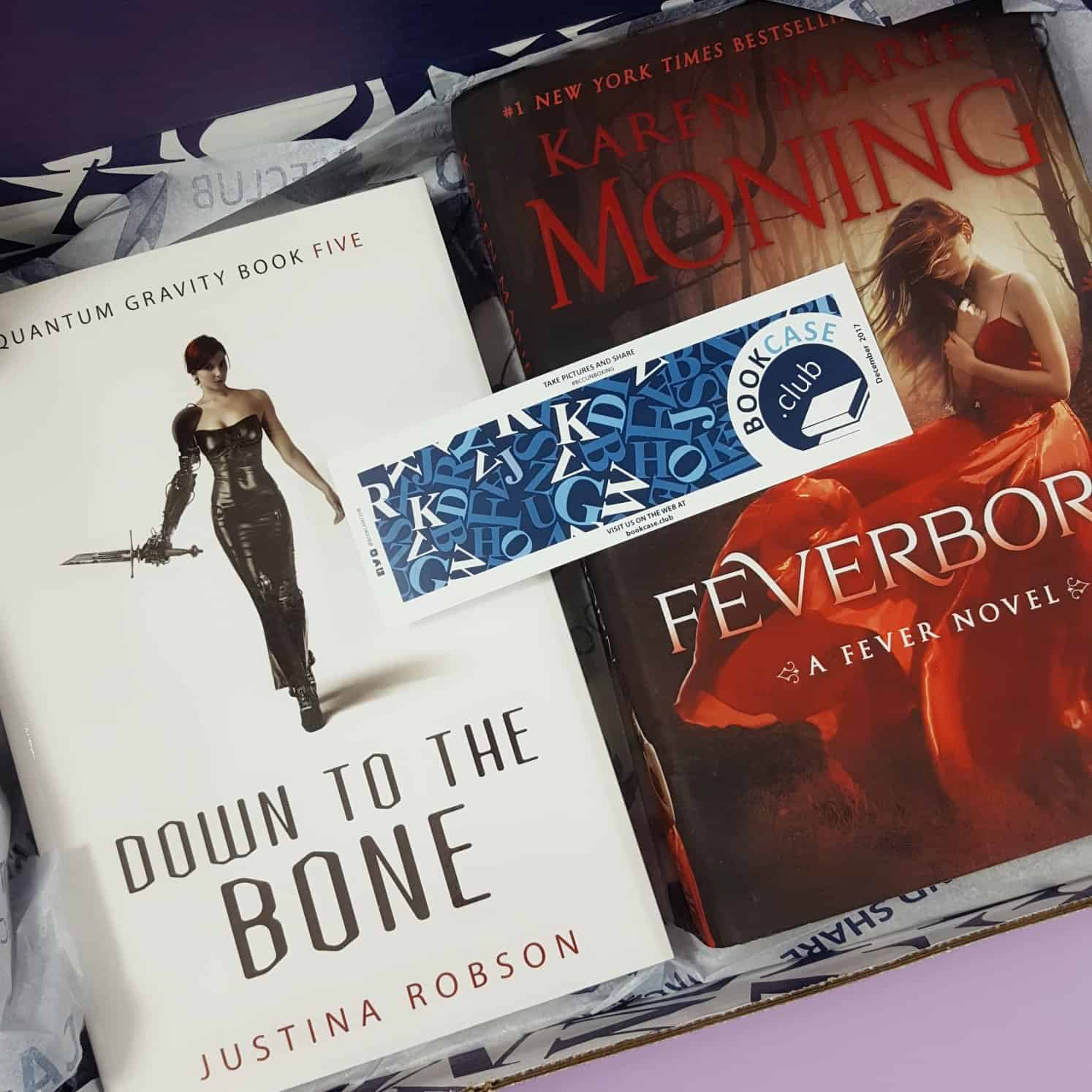 BookCase.Club December 2017 Subscription Box Review & Coupon – Blind Date Case