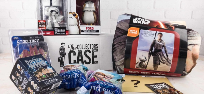 The Collectors Case December 2017 Subscription Box Review