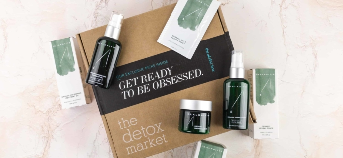 The Detox Box Subscription Box Review – December 2017