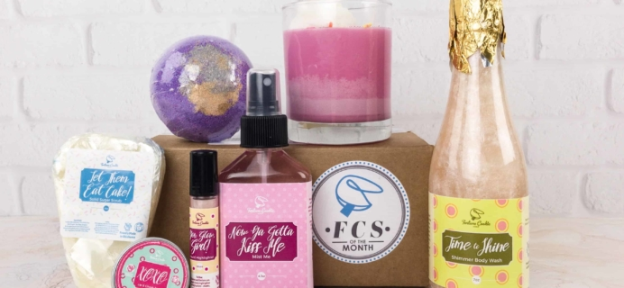 FCS of the Month December 2017 Subscription Box Review + Coupon!
