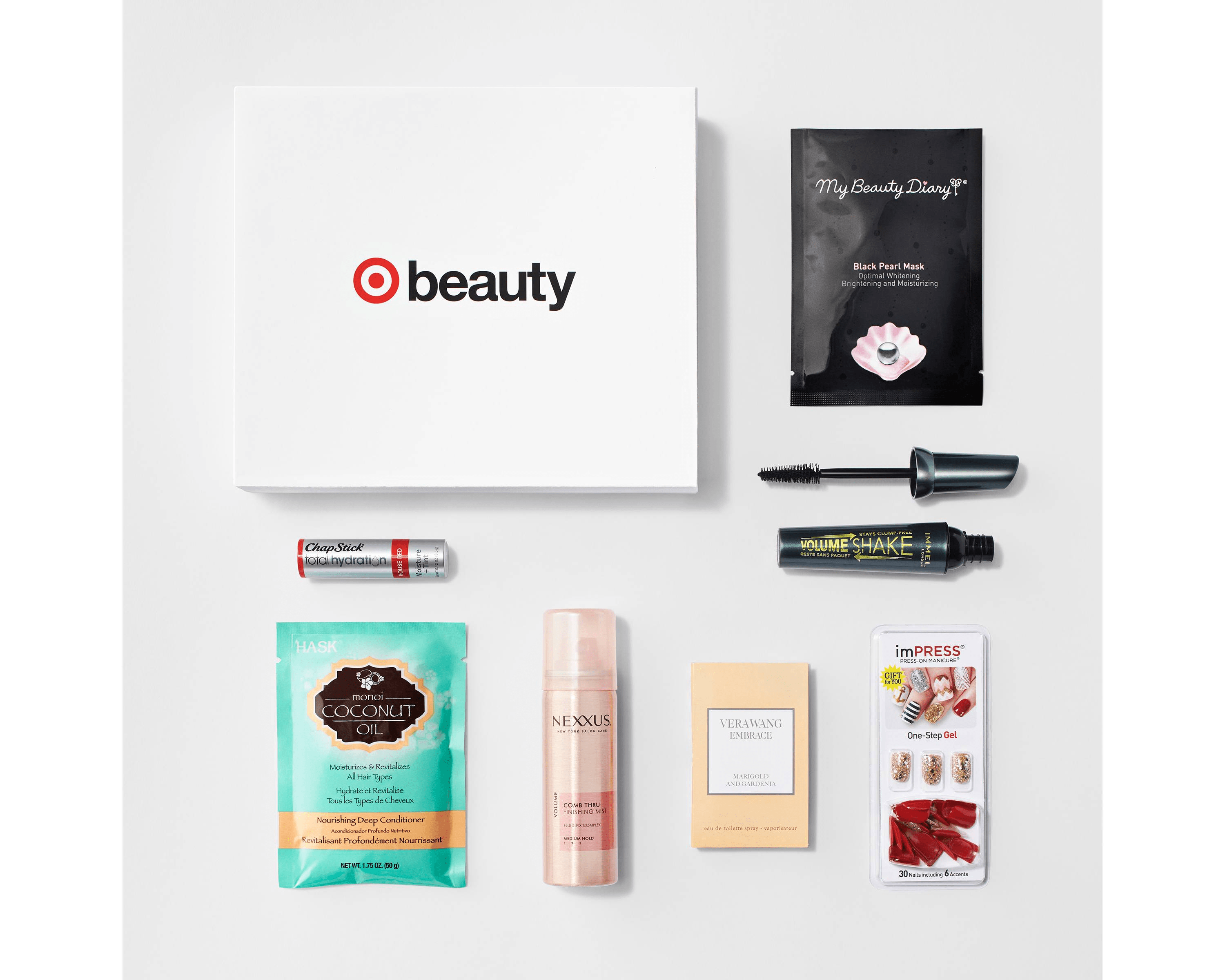 December 2017 Holiday Target Beauty Boxes Available Now!