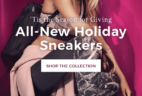 New Fabletics Holiday Sneakers Collection Available Now!