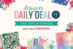 Erin Condren Holiday Sale: 25% Off Sitewide TODAY ONLY!