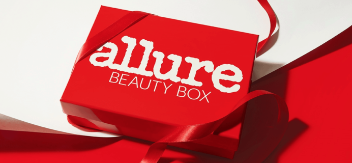 Allure Beauty Box January 2019 Full Spoilers + Coupon!