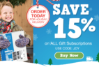 EXTENDED: Little Passports Sale: Save 15% On All Subscriptions!