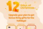 Tokyo Treat + YumeTwins+ nmnl Christmas Deal: FREE Bonus Kirby Items with Subscription!