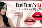 LiveGlam KissMe January 2018 Full Spoilers + Coupon!