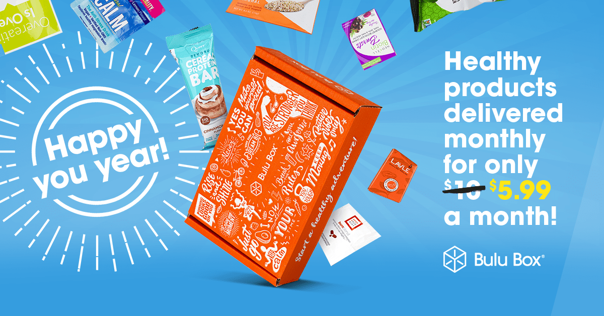 Bulu Box Coupon: $5.99 For Life + Mystery Box available!
