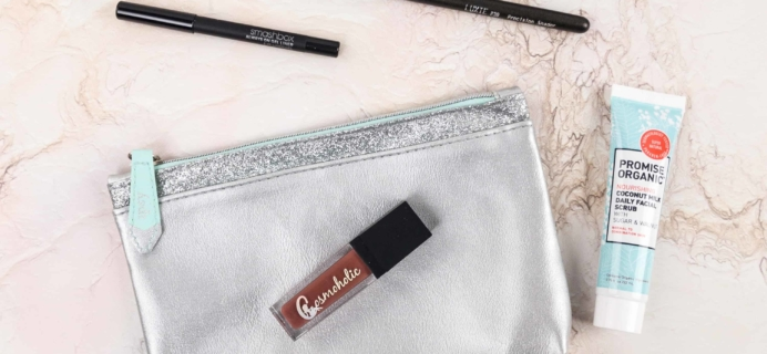 Ipsy December 2017 Review
