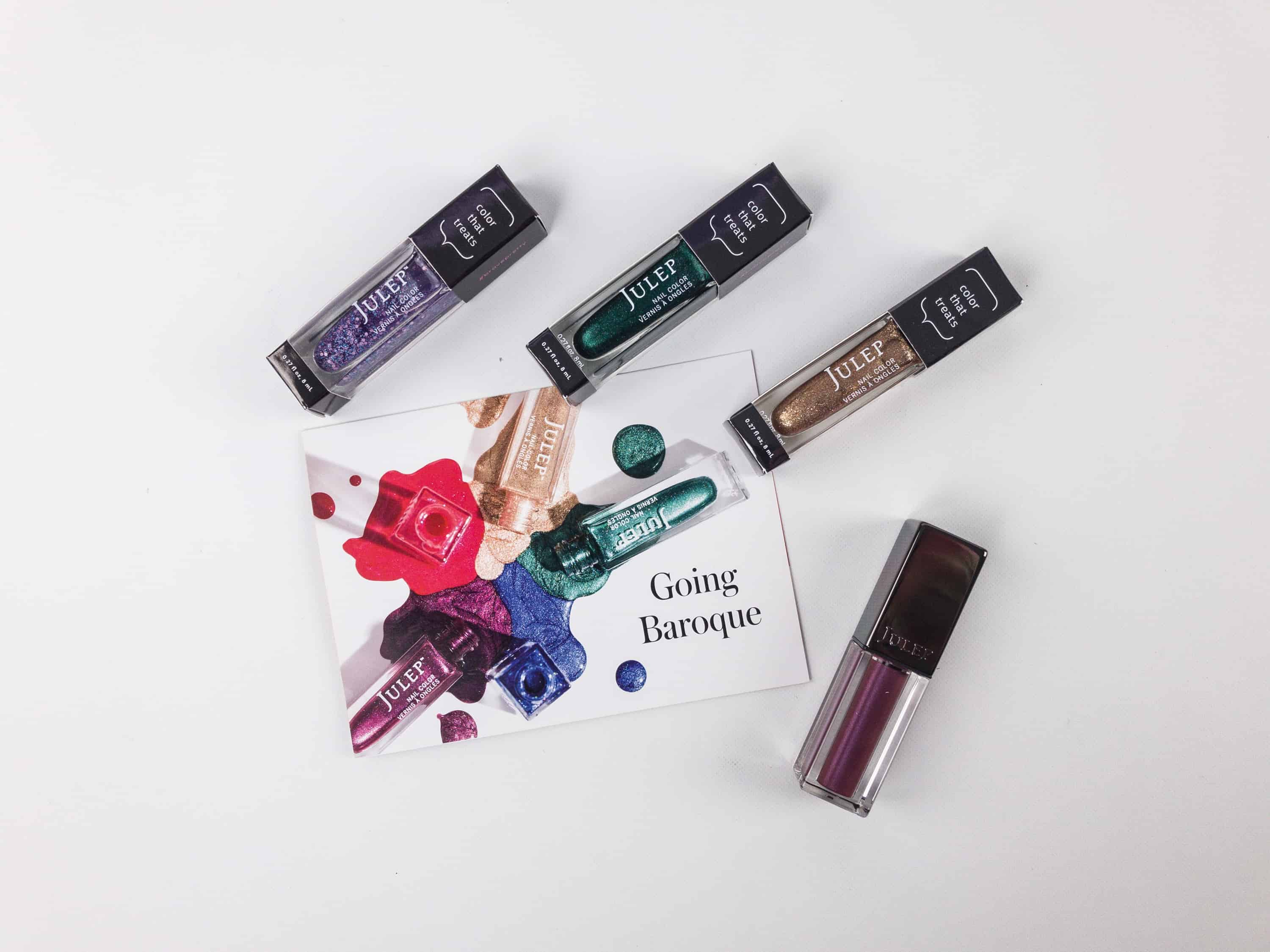 Julep Beauty Box December 2017 Subscription Box Review + Free Box Coupon!