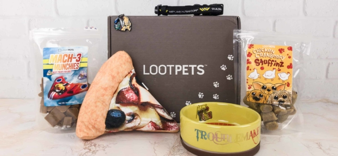 Loot Pets November 2017 Review & Coupon