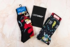 Loot Socks by Loot Crate November 2017 Subscription Box Review & Coupon