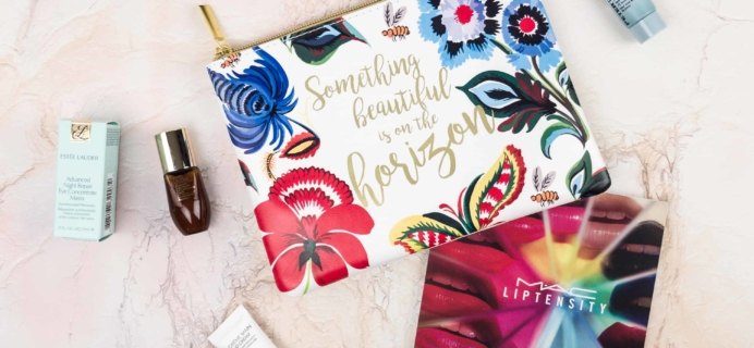 Macy's Beauty Box December 2017 Subscription Box Review