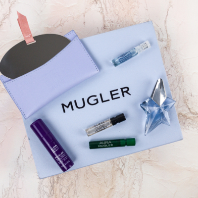 Mugler Addict Fall 2017 Subscription Box Review