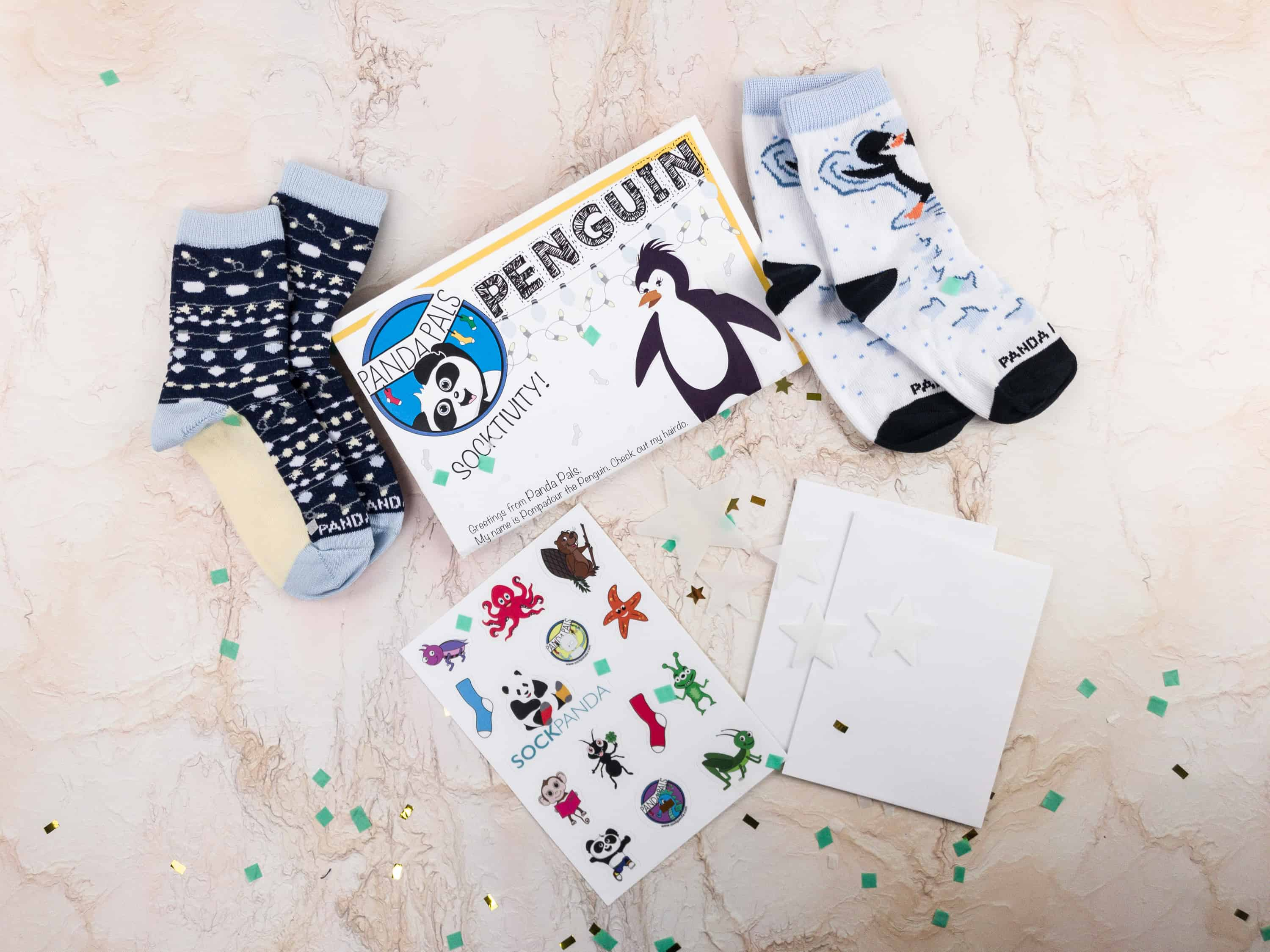 Panda Pals December 2017 Subscription Review & Coupon