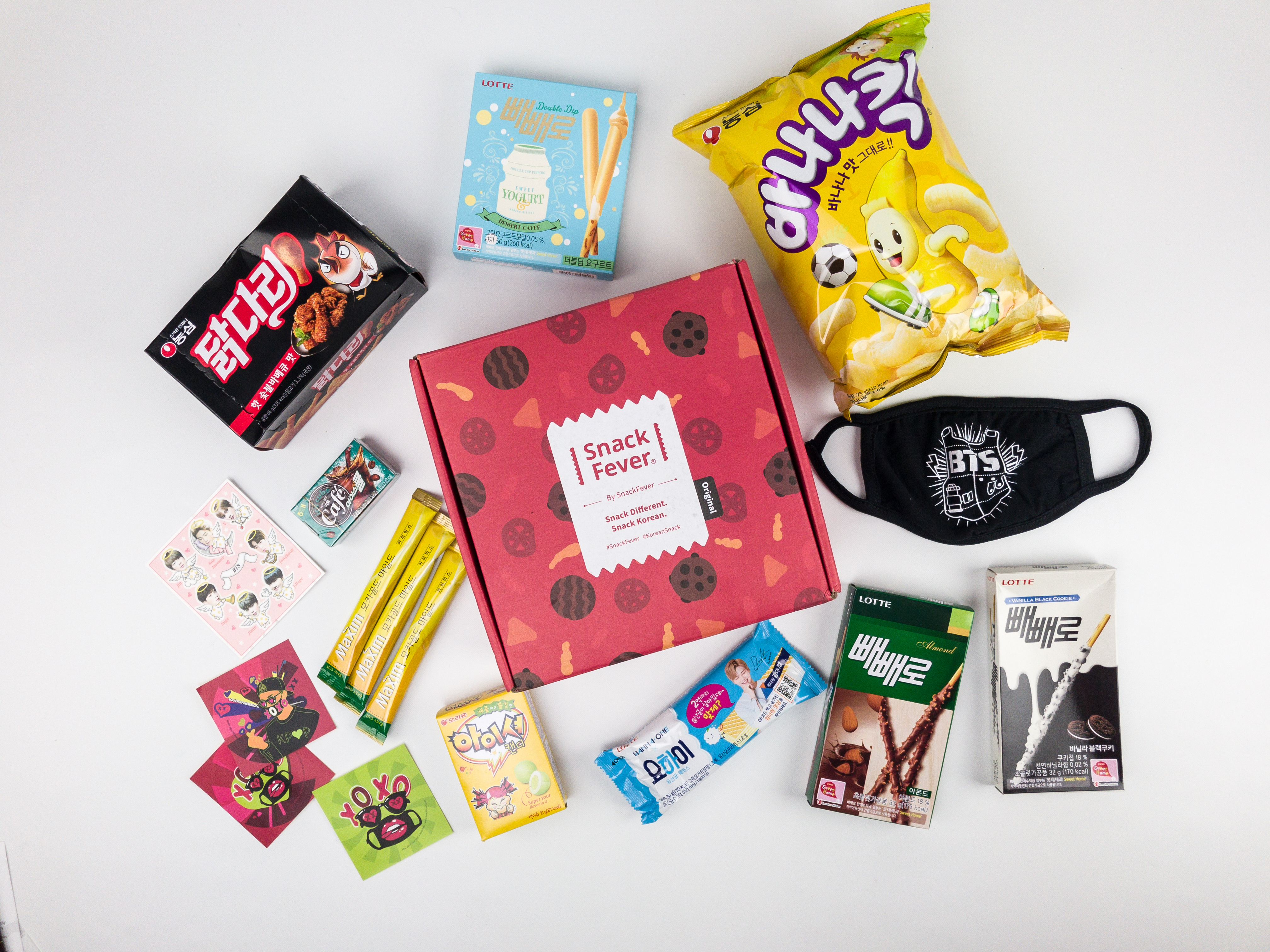 November 2017 Snack Fever Subscription Box Review + Coupon