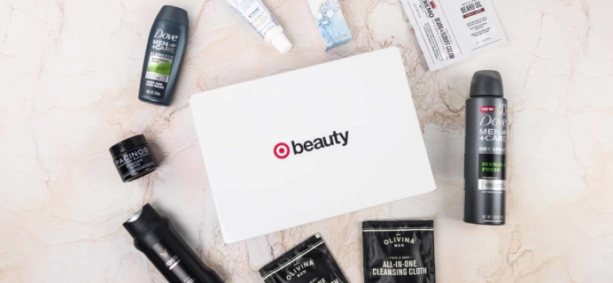 Target Holiday Box for Men December 2017 Review – HELLO HOLIDAYS!