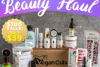 Vegan Cuts Year End Sale: Get The All Over Beauty Haul For $39!
