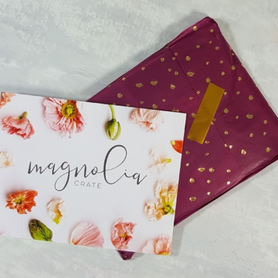 Magnolia Crate Subscription Box Review & Coupon – January 2018