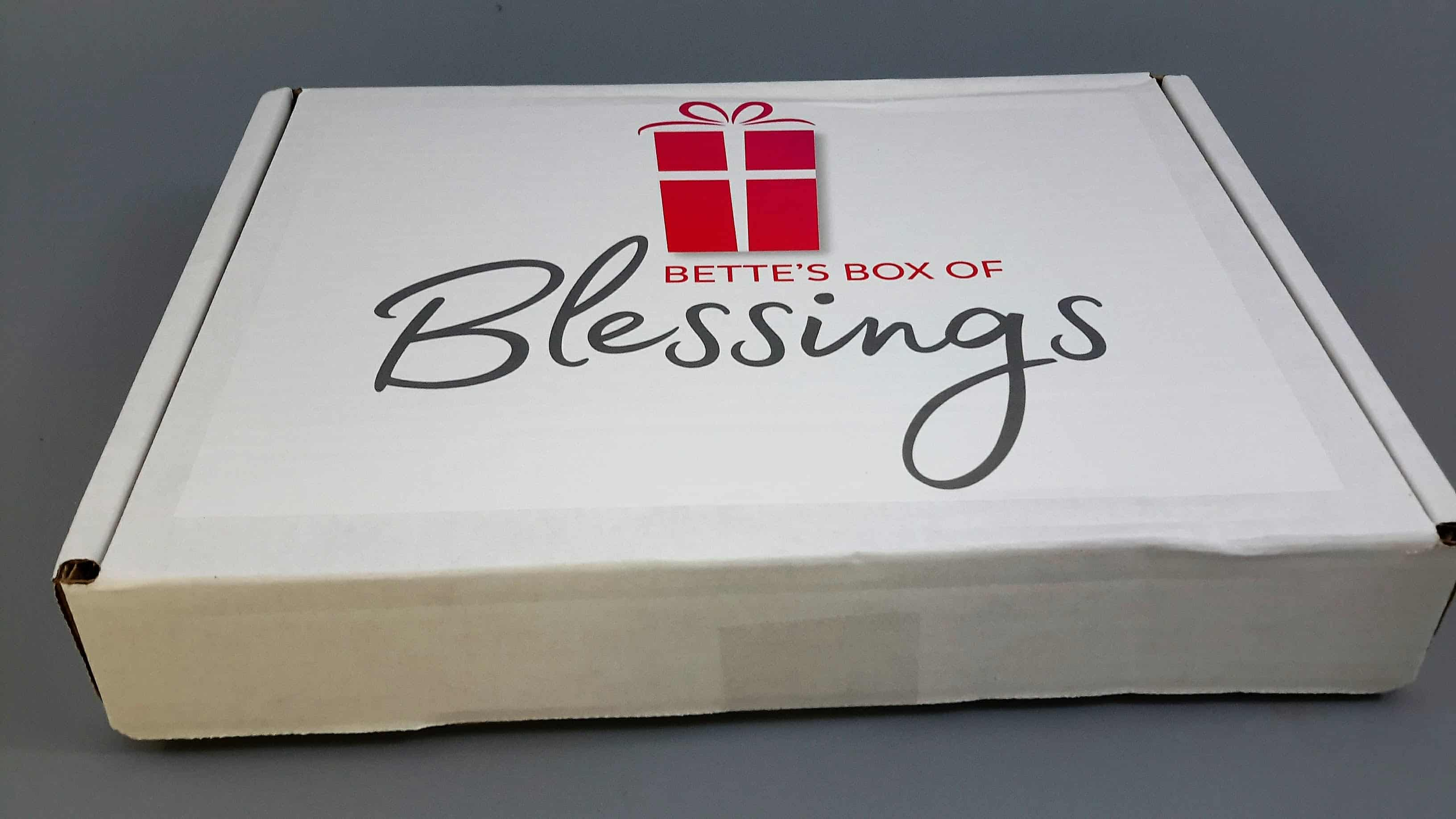 Bettes box of blessings subscription box review coupon bettes box of blessings is a subscription made with christians in mind it gives you a collection of gifts for yourself to help you grow in your faith and fandeluxe Choice Image