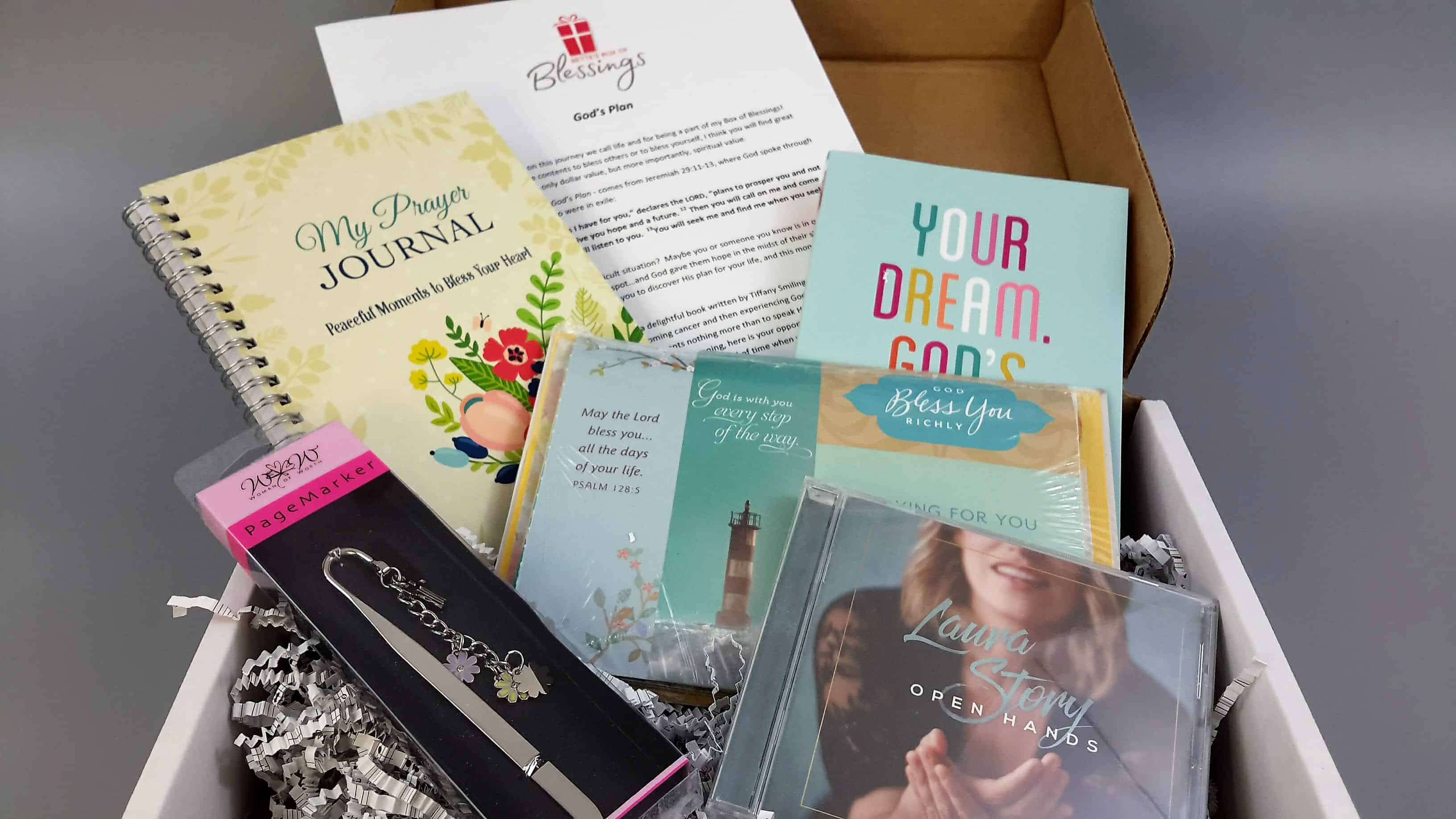 Bette's Box of Blessings Subscription Box Review + Coupon – January 2018