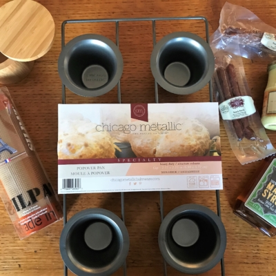 Crate Chef December 2017-January 2018 Subscription Box Review + Coupon!