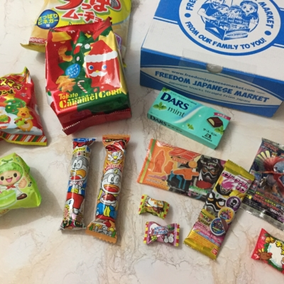 Freedom Japanese Market December 2017 Subscription Box Review