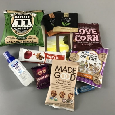 Love With Food January 2018 Tasting Box Review + Coupon!