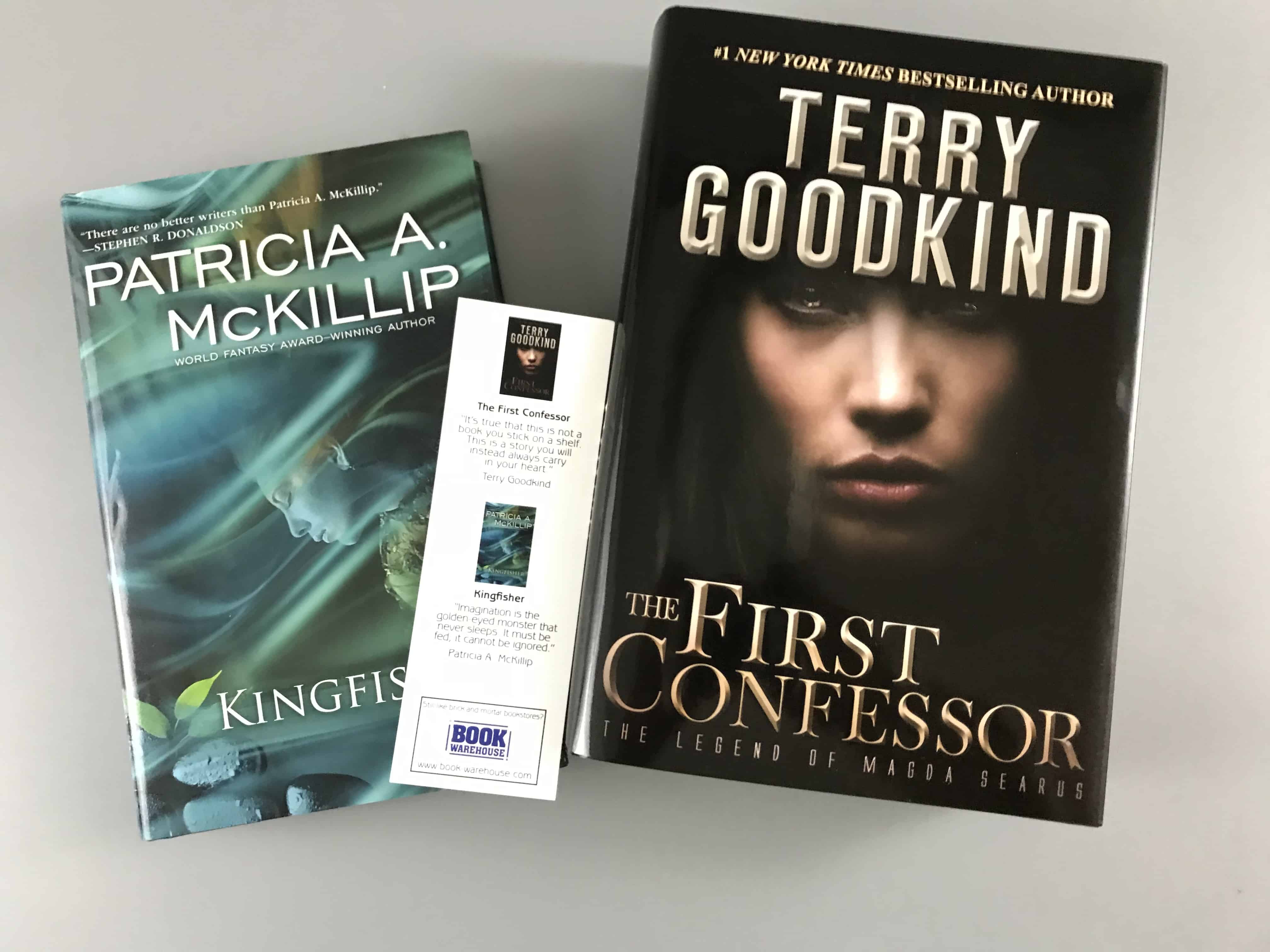 BookCase.Club January 2018 Subscription Box Review + 50% Off Coupon – Sci-Fi & Fantasy