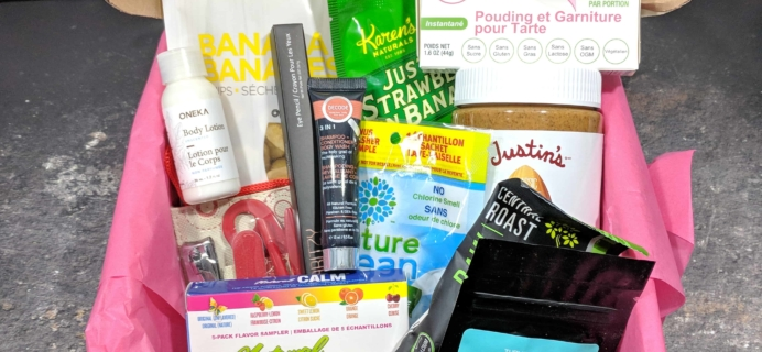 Little Life Box Subscription Box Review + Coupon – Janvier 2018