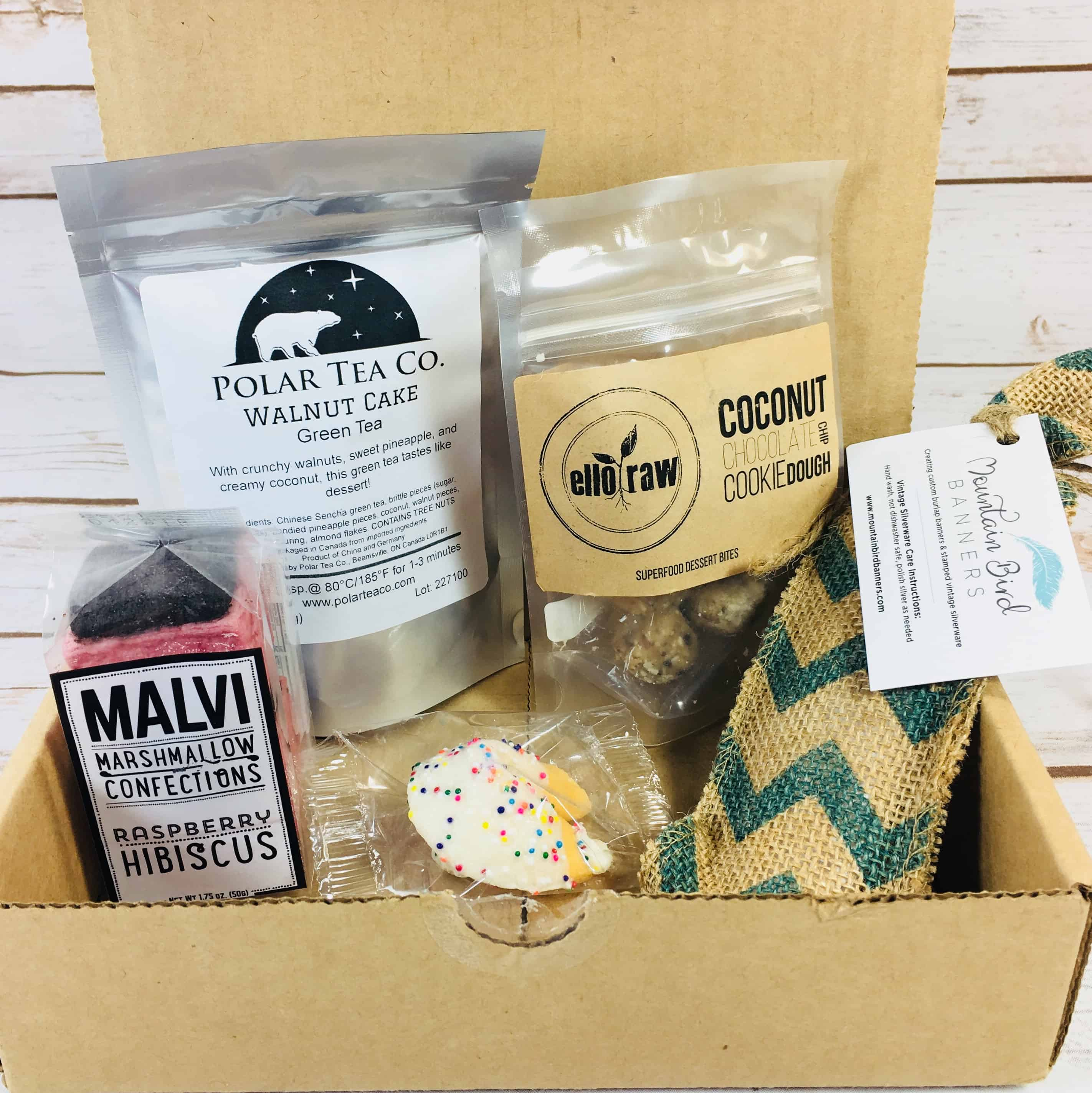 Tea Box Express January 2018 Subscription Review & Coupon
